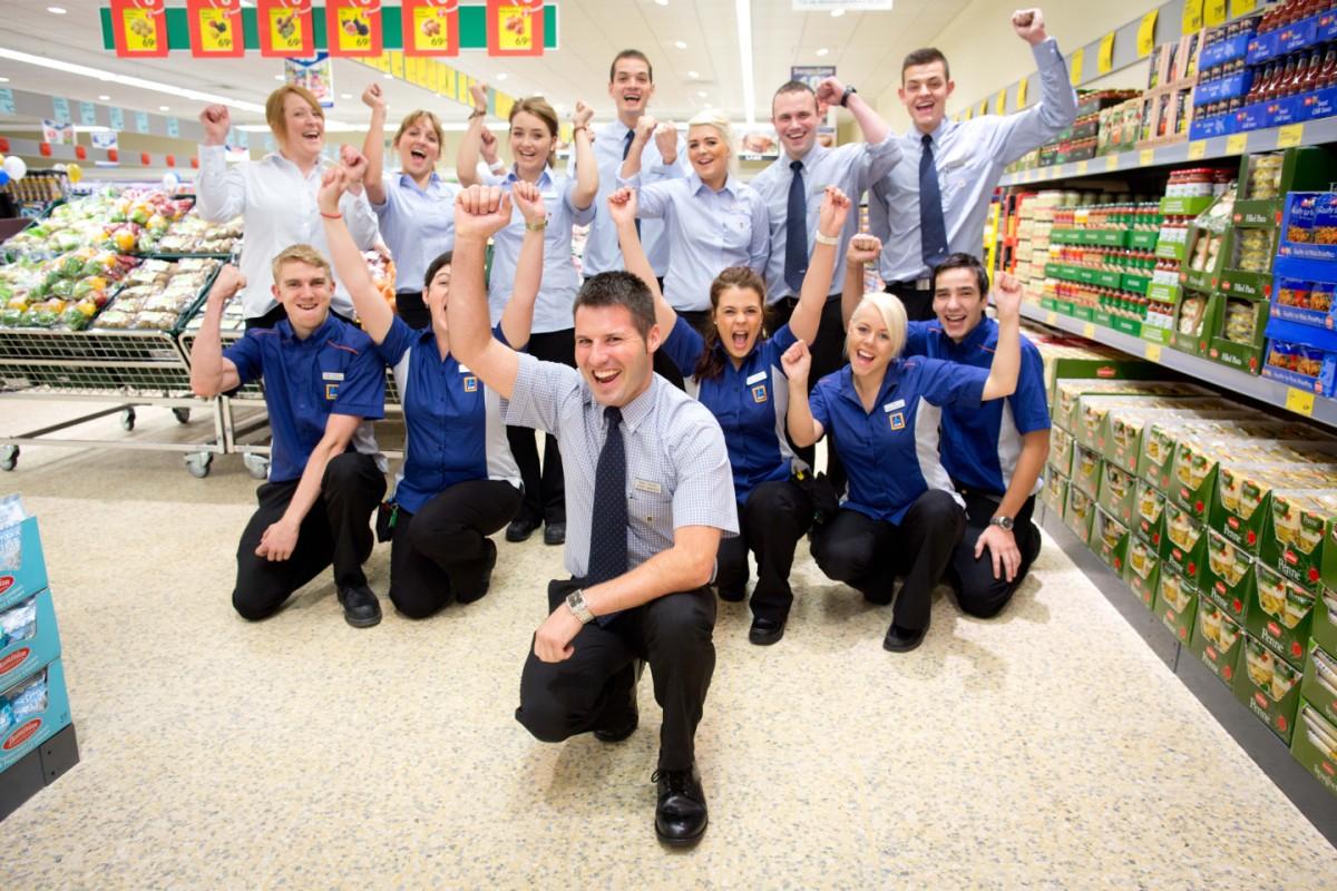 Aldi open new store in Crewe | Crewe Guardian