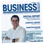 Crewe Guardian: business network nov cover